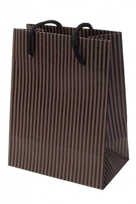 Пакет подарочный ЭлегантПакеты на любой повод<br>10.8*6.5*14см, бум. черный. Оригинальный подарок мужчине на 23 февраля!<br>