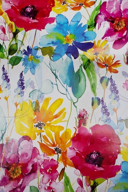 Бумага упаковочная Луговые цветыСувениры и упаковка<br>70*100см<br>