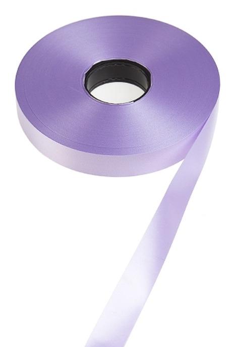 Лента упаковочнаяСувениры и упаковка<br>Ш=1.9см, Дл=1м, полипропилен, сирен.<br>