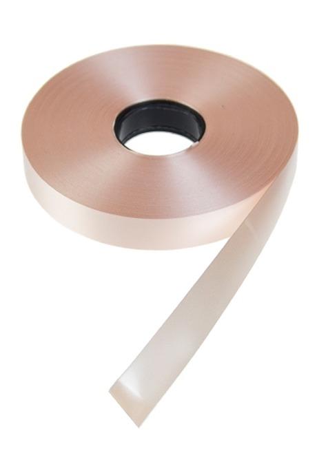 Лента упаковочная ЛентаУпаковочные ленты<br>Ш=1.9см, Дл=1м, полипропилен, крем.<br>