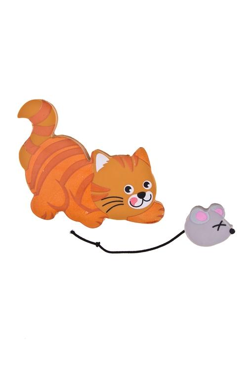 Набор ластиков Кошки-мышкиКанцелярские мелочи<br>2-предм<br>