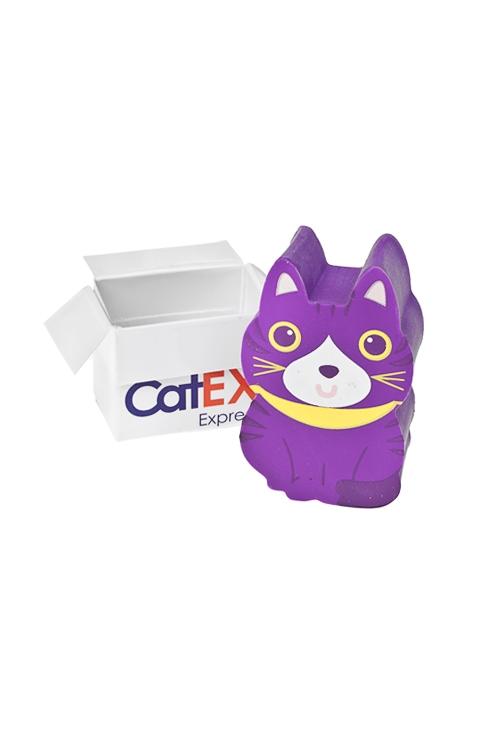 Ластик «Кот в коробке»