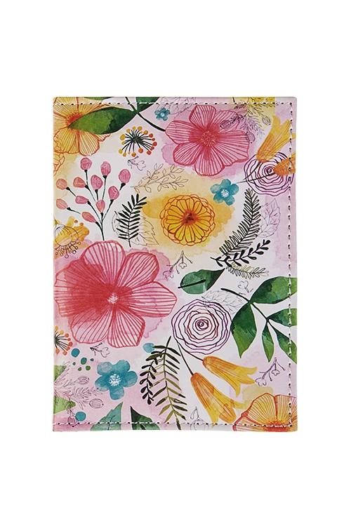 Обложка для паспорта Волшебные цветы обложка для паспорта твой стиль цветы 2203 т5