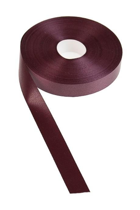 Лента упаковочная ШелкУпаковочные ленты<br>Ш=2см, Дл=100см, шоколад.<br>