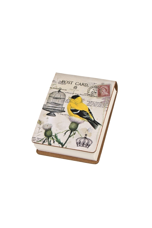 """Блокнот """"Желтая птичка"""" - 1"""