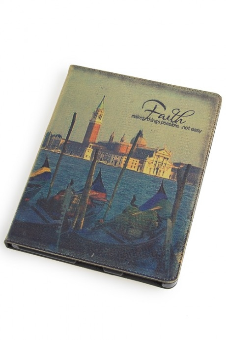 Оформить заказ на Чехол для планшета Венеция