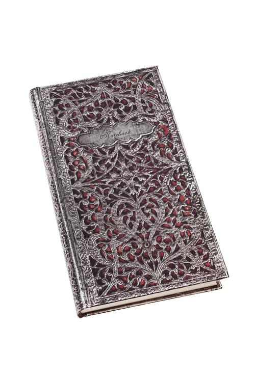 Записная книжка Книга волшебникаЗаписные и телефонные книжки<br>10*18см, бум., 112 листов, в линейку<br>