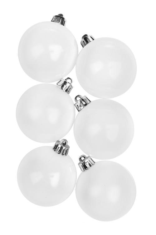 Набор шаров елочных Классика
