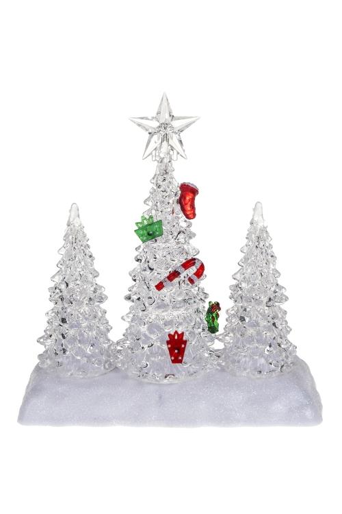 Украшение новогоднее светящееся