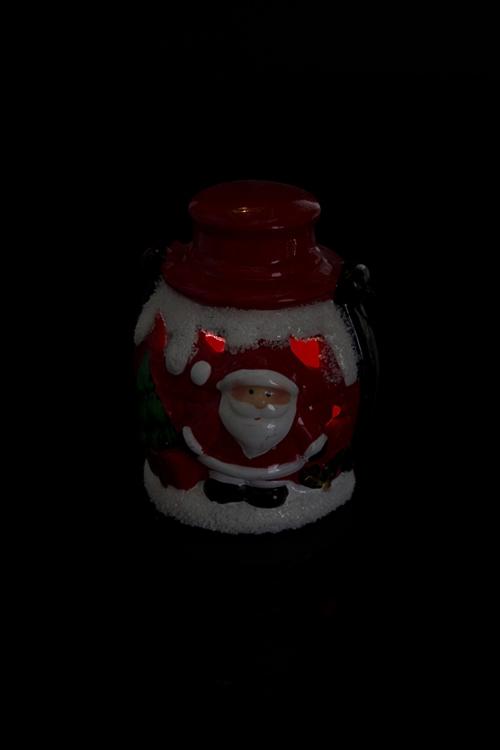 """Украшение новогоднее светящееся """"Новогодняя лампа"""""""