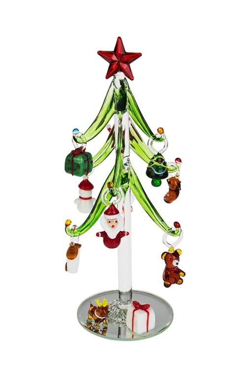 """Набор новогодний """"Праздничная елка с игрушками"""" - 1"""