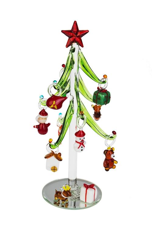 """Набор новогодний """"Праздничная елка с игрушками"""" - 2"""