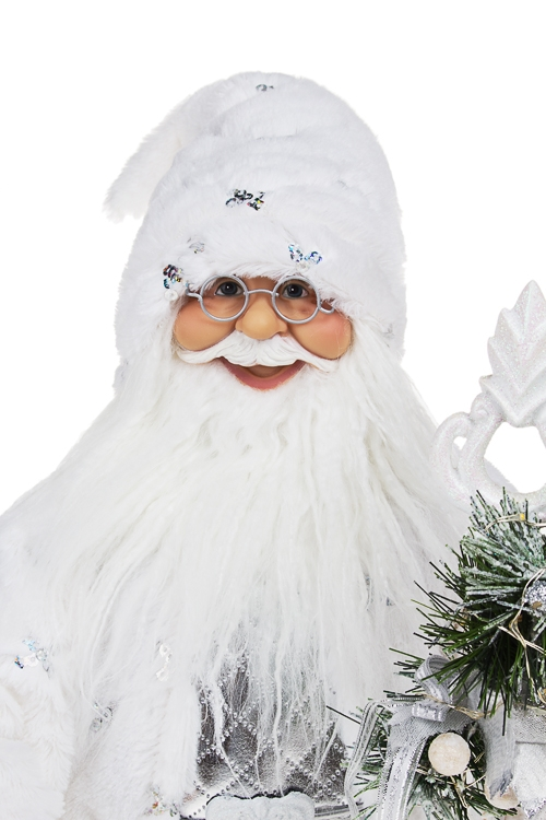 """Украшение новогоднее светящ. """"Волшебный Дед Мороз"""" - 2"""
