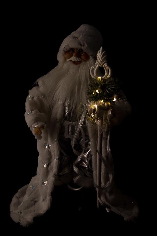 """Украшение новогоднее светящ. """"Волшебный Дед Мороз"""" - 3"""