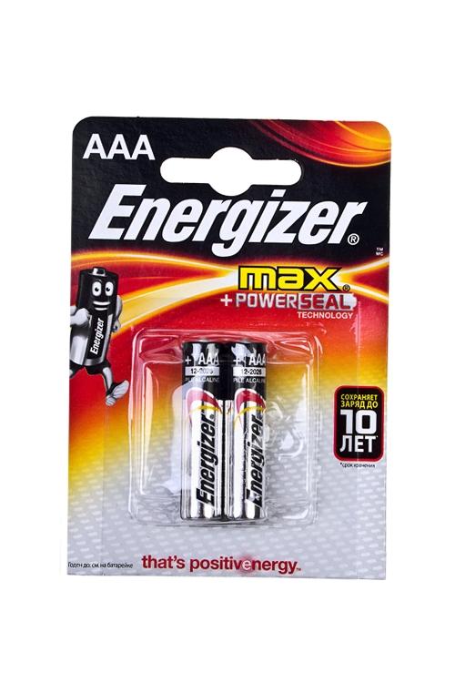 Элементы питания Энерджайзер MAX E92Канцелярские товары<br>(2шт.), 1.5В, алкалин.<br>