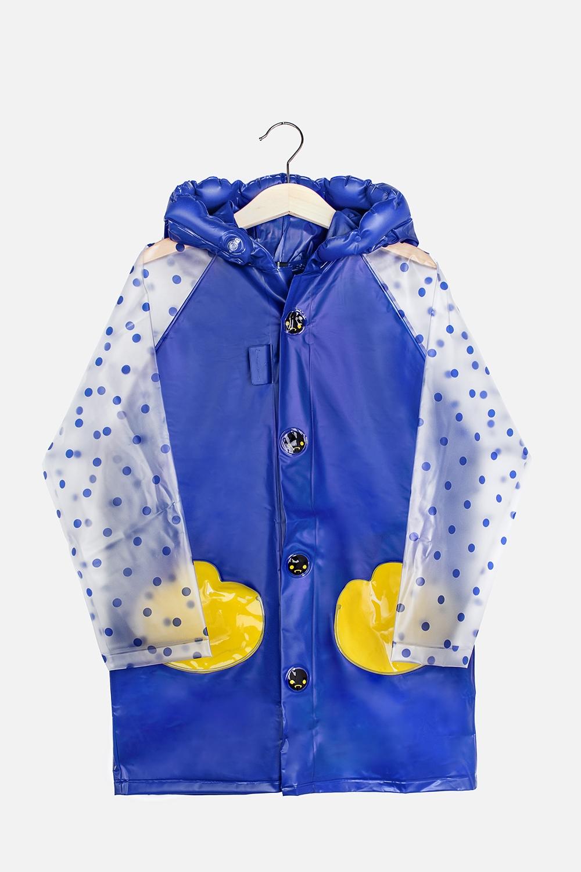 Плащ-дождевик детский Летучая мышьРаспродажа Black Friday<br>Плащ-дождевик с рукавами. Размер S (3-5 лет). Материал: 100% ПВХ.  С надувным капюшоном и сумочкой для хранения. Длина плаща от шеи до низа: 58см, ширина: 46см<br>