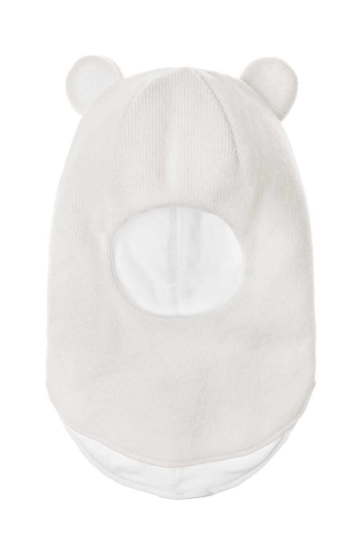 Шлем детский шерстяной УшкиРаспродажа Black Friday<br>Состав: 10% кашемир, 70% шерсть, 20% полиамид. Подкладка: 100% хлопок.<br>