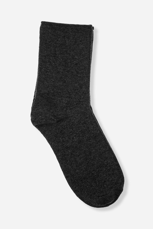 Носки БейсикОдежда, обувь, аксессуары<br>Носки повышенной комфортности. Материал: хлопок, п/э<br>