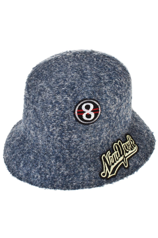 Шляпа РэспиПодарки для женщин<br>Состав: 60% акрил, 40% полиэстер.<br>
