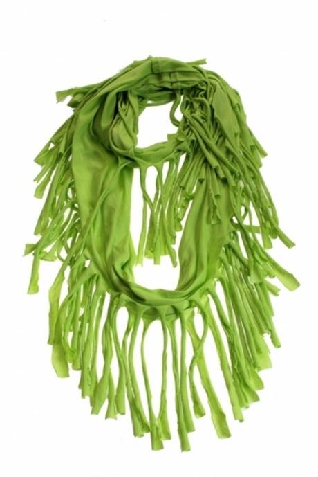 Шарф БахромаРаспродажа Black Friday<br>Круговой шарф. Состав: 100% вискоза. Размер: 50*200 см.<br>