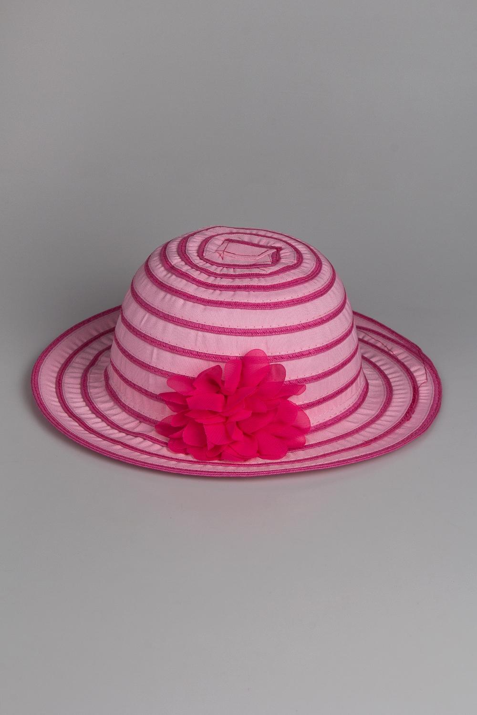 Шляпа детская МорячкаРаспродажа Black Friday<br>Шляпа детская. Состав: 100% натуральный материал; вставка - полиэстер. Размер - для детей 3-7 лет (52-54 см)<br>