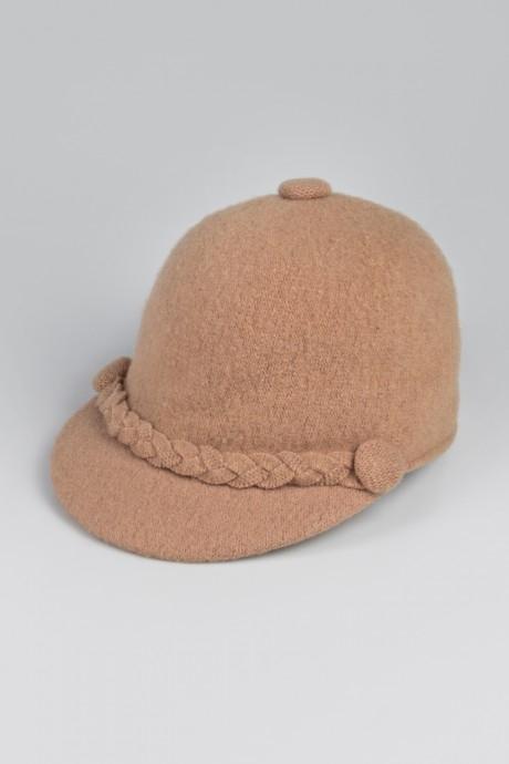 Шляпа КэпПодарки<br>90% шерсть 10% полиэстер<br>