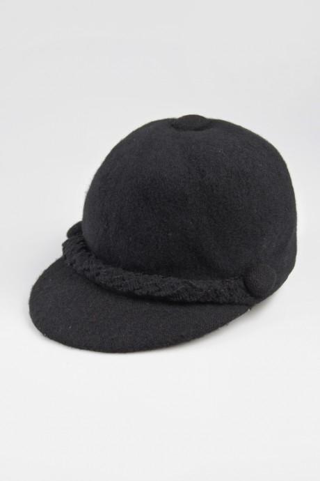 Шляпа КэпПодарки<br>90% шерсть,10% полиэстер<br>