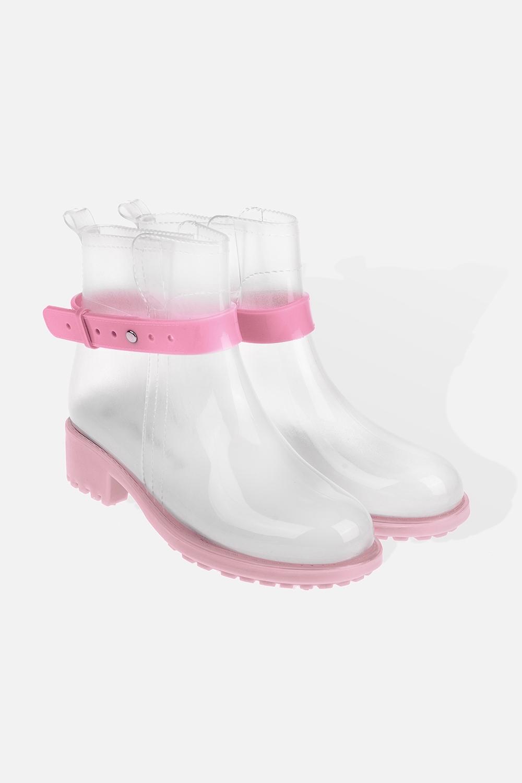 Полусапоги резиновые женские ТэйлорОдежда, обувь, аксессуары<br>Модель маломерит. Длина стельки - 24см. Материал: ПВХ<br>