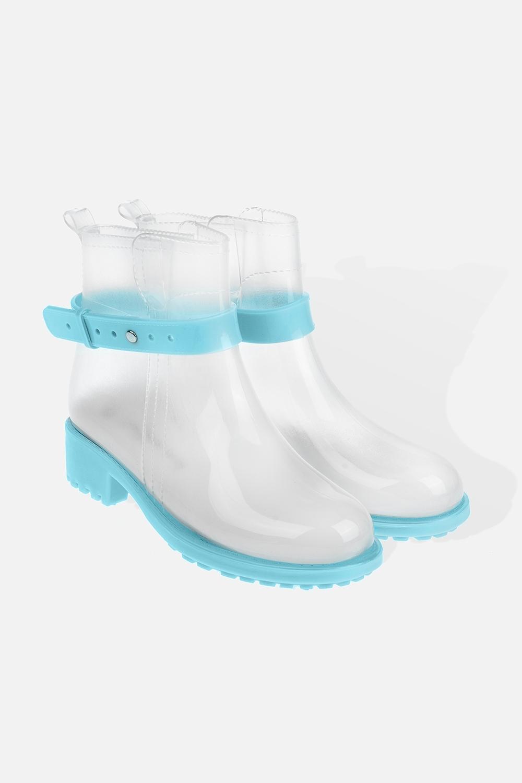 Полусапоги резиновые женские ТэйлорОдежда, обувь, аксессуары<br>Модель маломерит. Длина стельки - 23.5см. Материал: ПВХ<br>