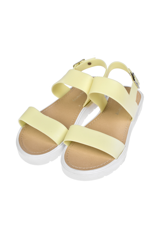 Сандалии женские КендисОдежда, обувь, аксессуары<br>Материал: 100% ПВХ. Длина внутренней стельки - 26,5 см.<br>