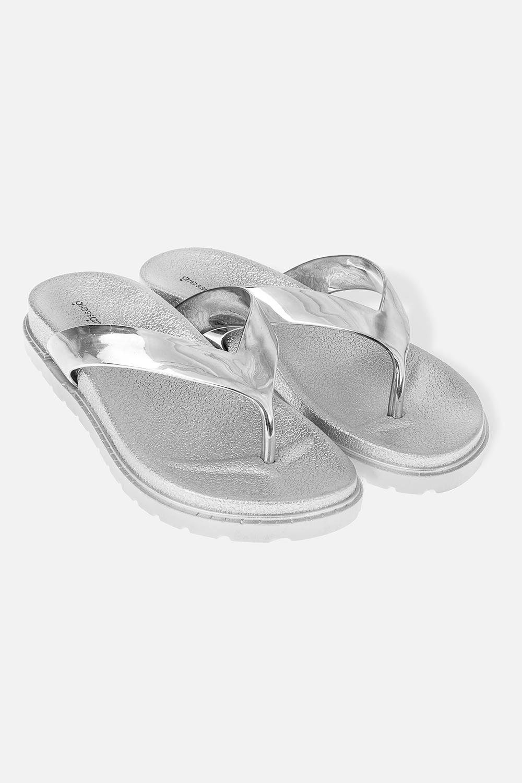 Шлепанцы резиновые КомфиОдежда, обувь, аксессуары<br>Материал: 100% ПВХ. Длина внутренней стельки - 24,5 см.<br>