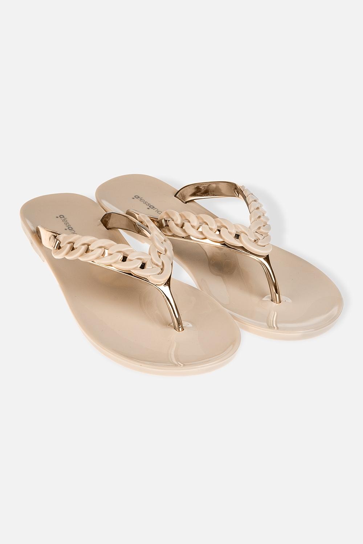 Шлепанцы резиновые ЧейнОдежда, обувь, аксессуары<br>Материал: 100% ПВХ. Длина внутренней стельки - 27 см.<br>