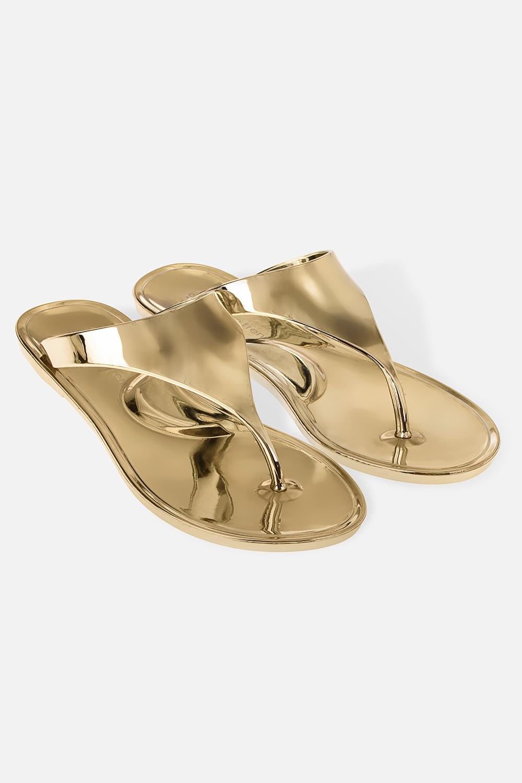 Шлепанцы резиновые ГлоссиОдежда, обувь, аксессуары<br>Материал: 100% ПВХ. Длина внутренней стельки - 24 см.<br>