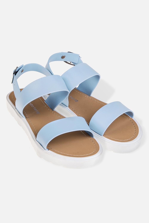 Сандалии резиновые КендисОдежда, обувь, аксессуары<br>Материал: 100% ПВХ. Длина внутренней стельки - 24,5 см.<br>