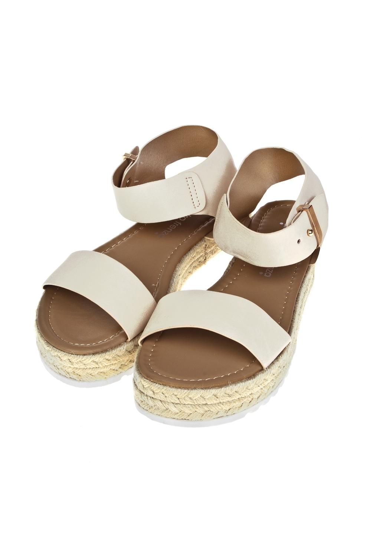 Сандалии женские ТориОдежда, обувь, аксессуары<br>Материал: искусственная кожа. Длина внутренней стельки - 26 см.<br>