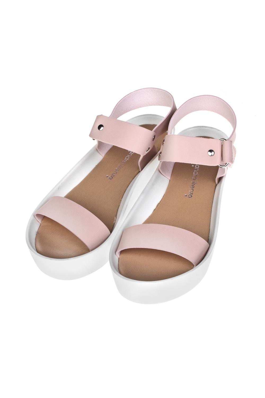 Босоножки женские ТокараОдежда, обувь, аксессуары<br>Материал: искусственная кожа. Длина внутренней стельки - 24,5 см.<br>
