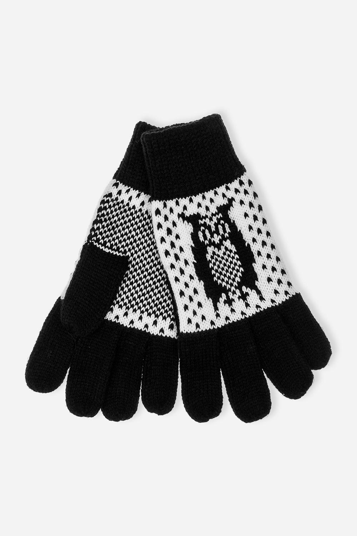 Перчатки СовыАксессуары<br>Материал: 100% акрил.<br>