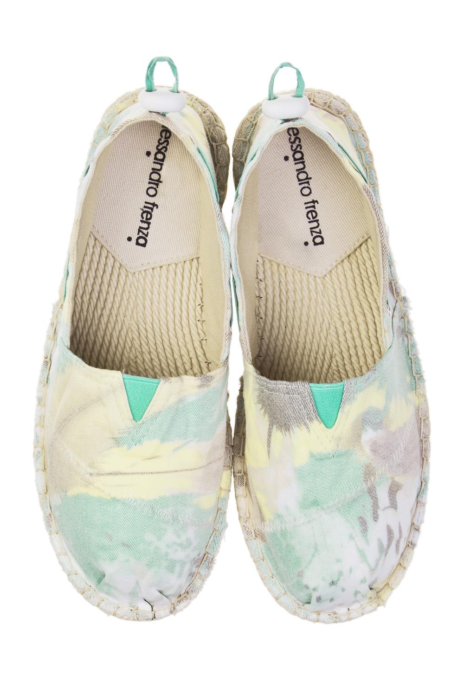 Эспадрильи женские ПенниОдежда, обувь, аксессуары<br>Материал верха: текстиль. Материал стельки: текстиль. Материал подошвы: ЭВА. Длина внутренней стельки - 23,5 см.<br>