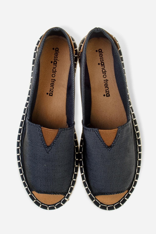 Эспадрильи женские ДжейнОдежда, обувь, аксессуары<br>Материал верха: текстиль. Материал стельки: текстиль, каучук. Материал подошвы: каучук. Длина внутренней стельки - 26 см.<br>