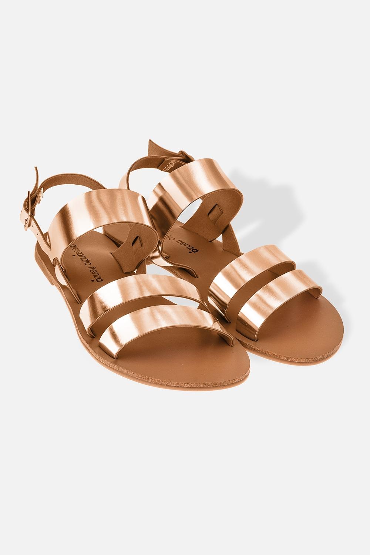 Сандалии женские ДараОдежда, обувь, аксессуары<br>Материал: искусственная кожа. Длина внутренней стельки - 24,9 см.<br>