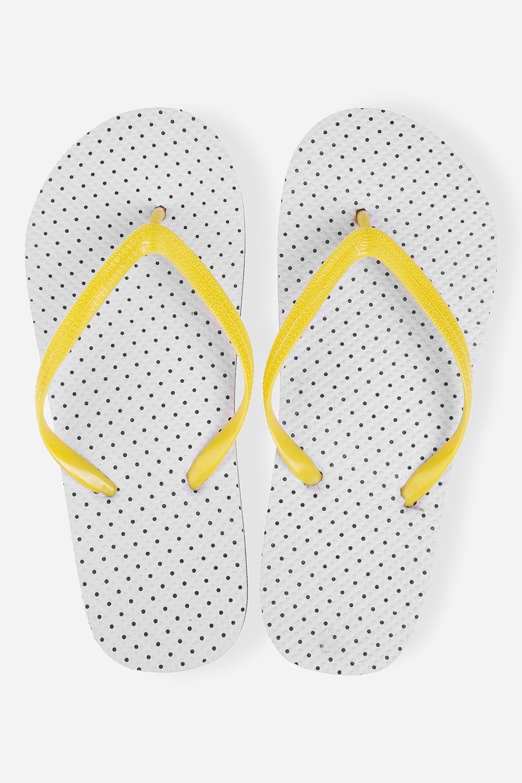 Шлепанцы ДотсОдежда, обувь, аксессуары<br>Материал: ПВХ. Длина внутренней стельки - 26,4 см.<br>