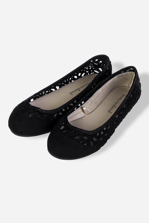 Балетки женские МириРаспродажа Black Friday<br>Материал: текстиль, искусственная кожа. Длина внутренней стельки - 23 см.<br>