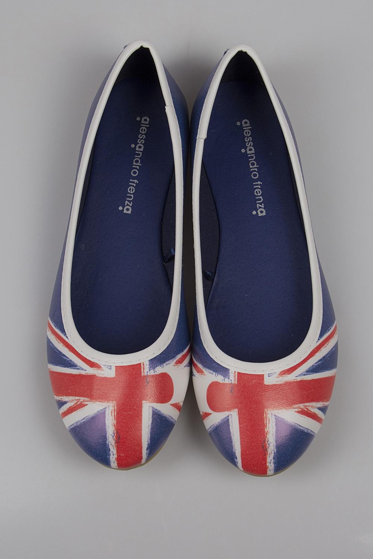 Балетки женские БритишРаспродажа Black Friday<br>Материал верха: искусственная кожа. Материал стельки: искусственная кожа. Материал подкладки: хлопок. Материал подошвы: резина.  Обувь является маломерной на размер.<br>