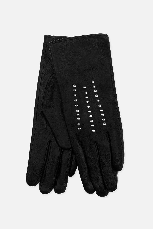 Перчатки КлэпМатериал верха: натуральная кожа. Подкладка: полиэстер<br>