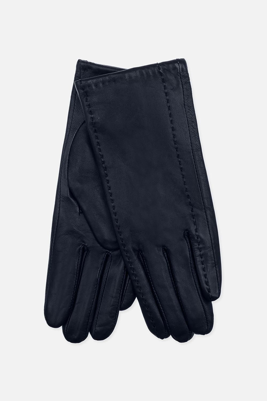 Перчатки ДжилсМатериал верха: натуральная кожа. Подкладка: полиэстер<br>