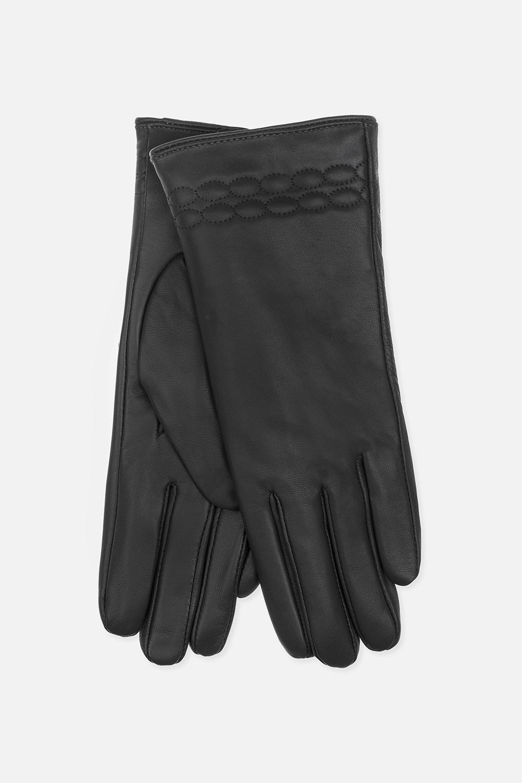 Перчатки ГрейниМатериал верха: натуральная кожа. Подкладка: полиэстер<br>