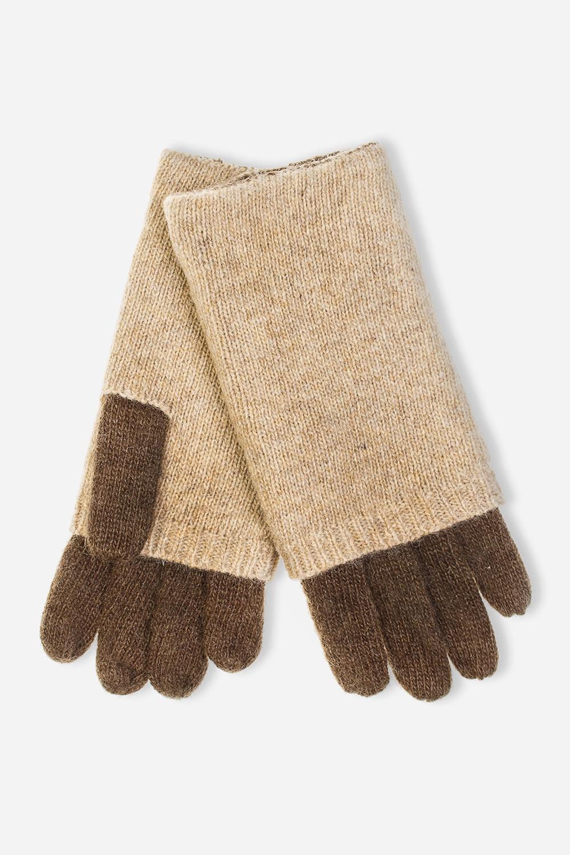 Перчатки ФайниМатериал:  80% шерсть, 20% нейлон.<br>