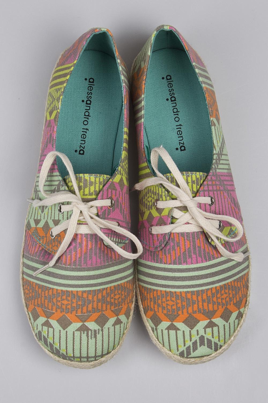Эспадрильи со шнурками ИндиОдежда, обувь, аксессуары<br>Материал верха: текстиль. Материал стельки: текстиль. Материал подошвы: резина.<br>