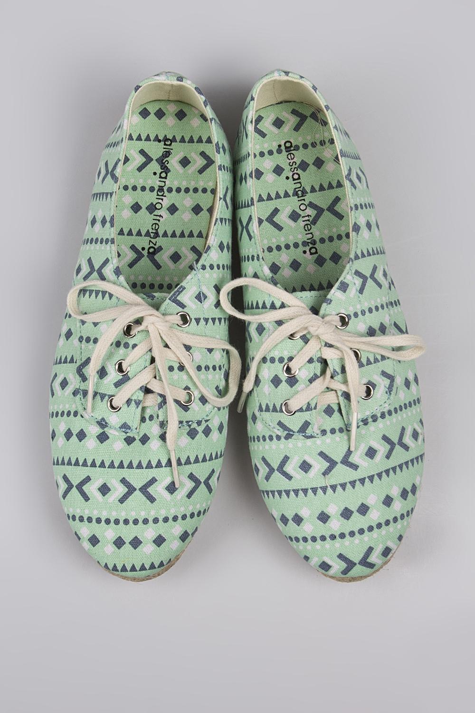 Эспадрильи со шнурками ЭрроуОдежда, обувь, аксессуары<br>Материал верха: текстиль. Материал стельки: текстиль. Материал подошвы: резина.<br>