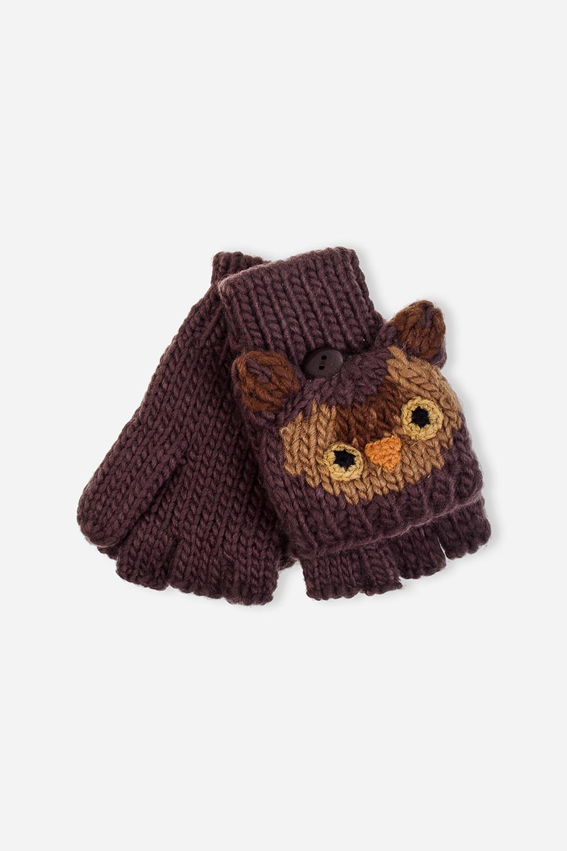 Перчатки-варежки детские СовикПодарки<br>Состав: 100% акрил. Ручная работа<br>